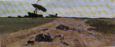 G.Fattori - Soldati abbandonati - 1870 c/a